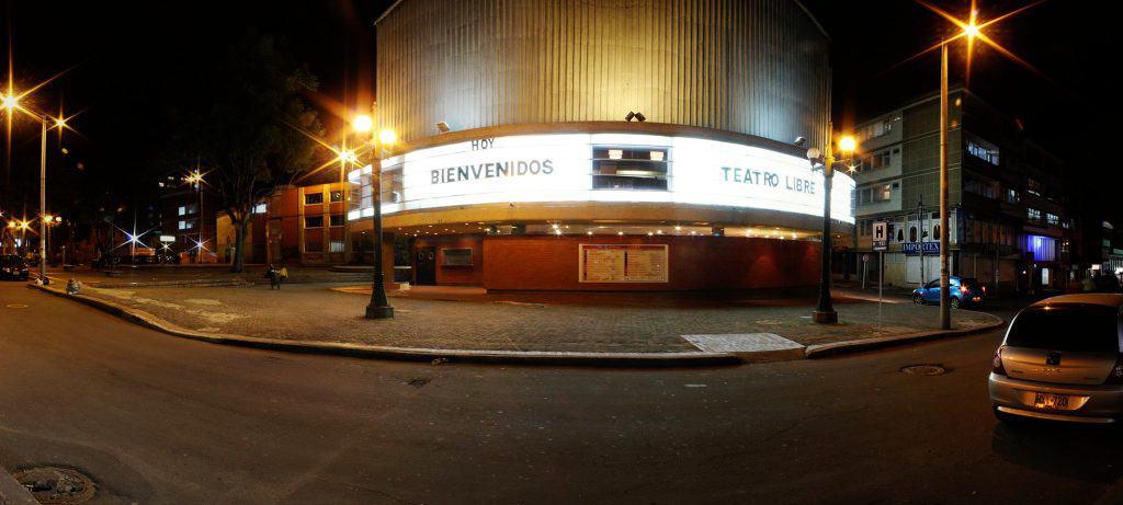 Teatro Libre Chapinero 2