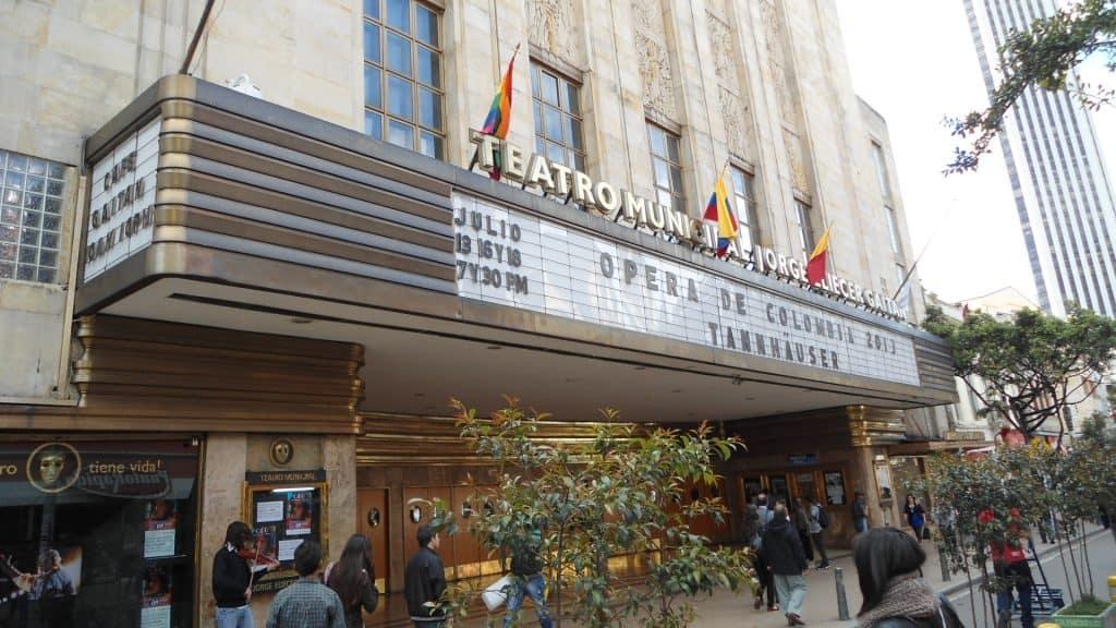 Teatro Jorge Eliécer Gaitán