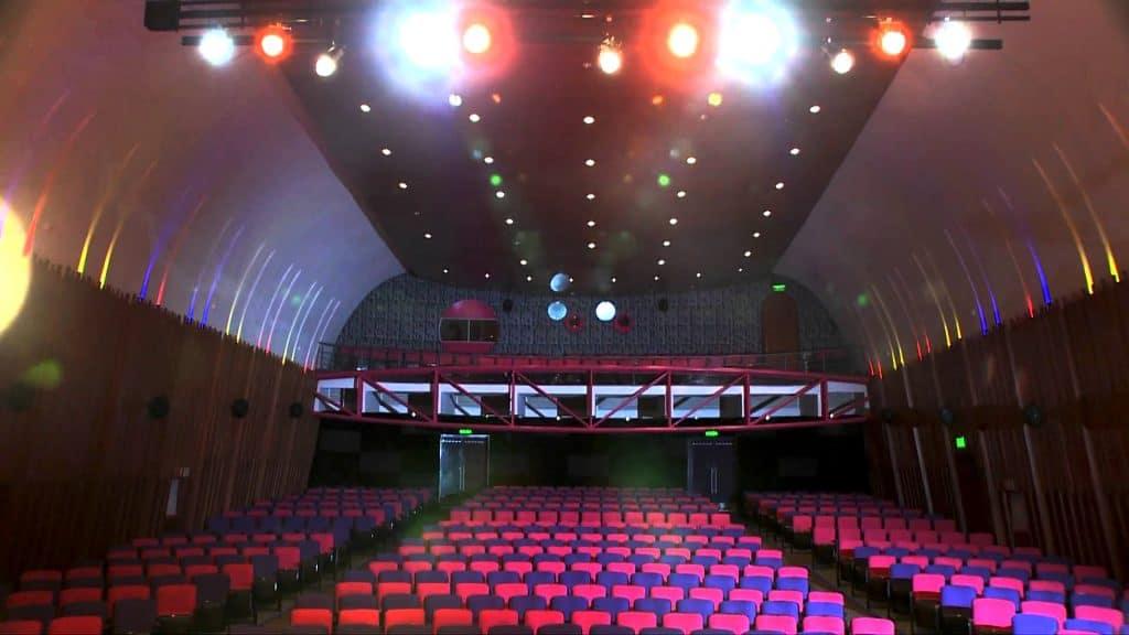Teatro ECCI El Dorado