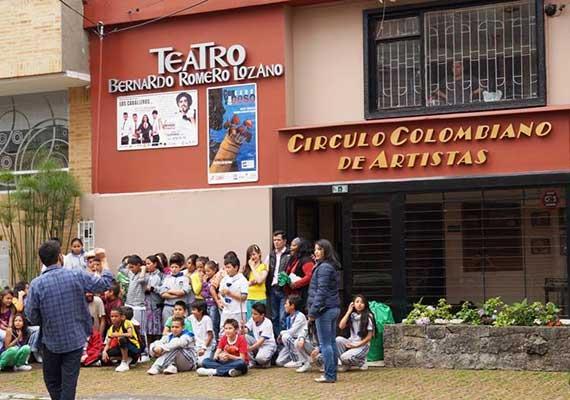Teatro Bernardo Romero Lozano