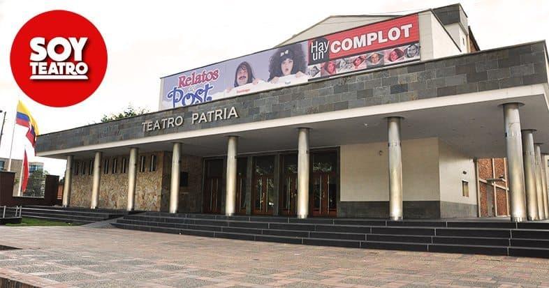 ¿Qué pasó con en el Teatro Patria?