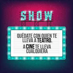 Publicidad Teatro
