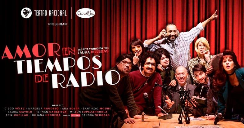 #MejorComedia: 'Amor en tiempos de radio'