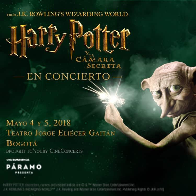 Harry Potter en Concierto