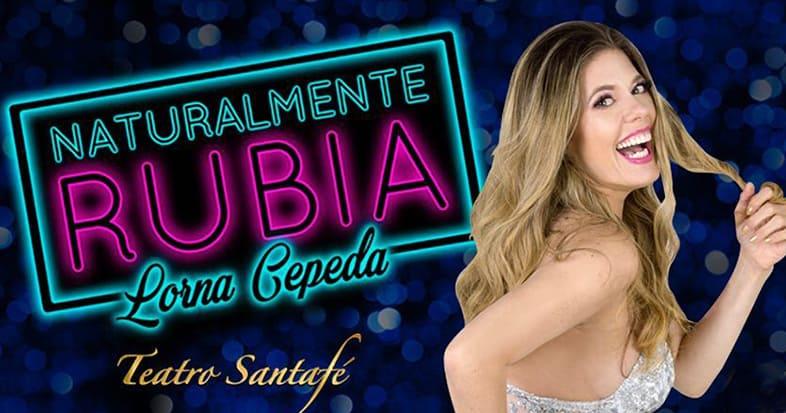 Así se preparó Lorna Cepeda para su nuevo show
