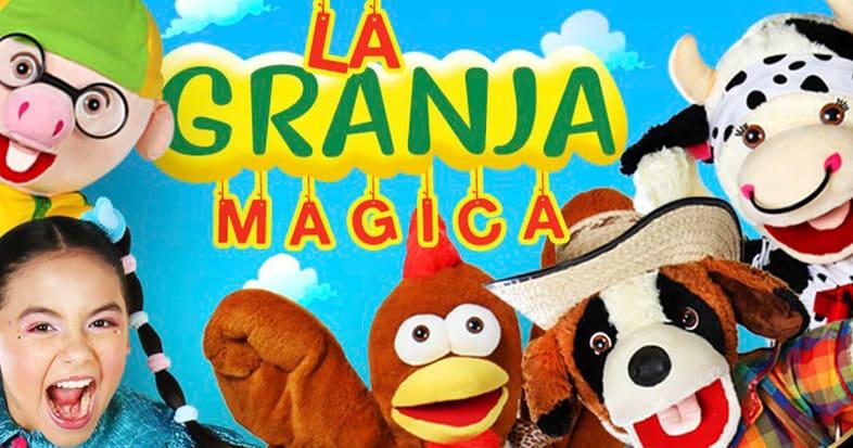 #MejorProducciónFamiliarInfantil: 'La granja mágica'