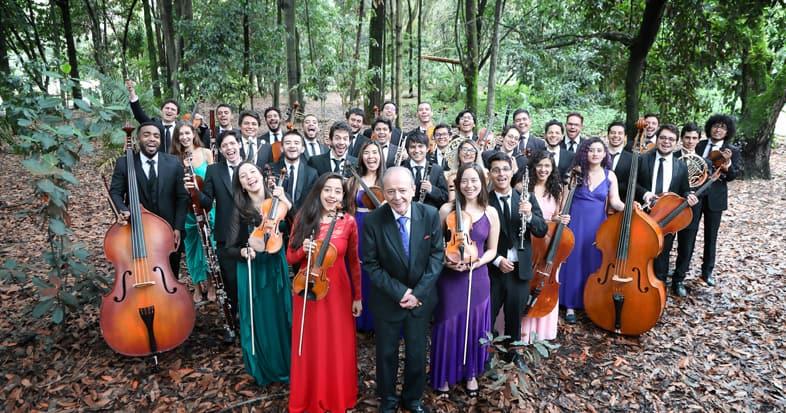 Orquesta Filarmónica Juvenil de la OFB