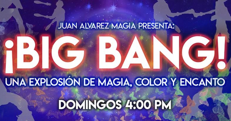 #MejorProducciónFamiliarInfantil: 'Big Bang'