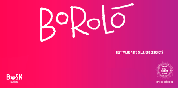 Convocatoria Abierta Festival Boroló 2019