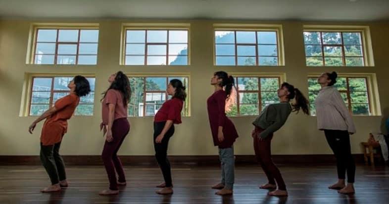Temporada de formación en La casona de la danza