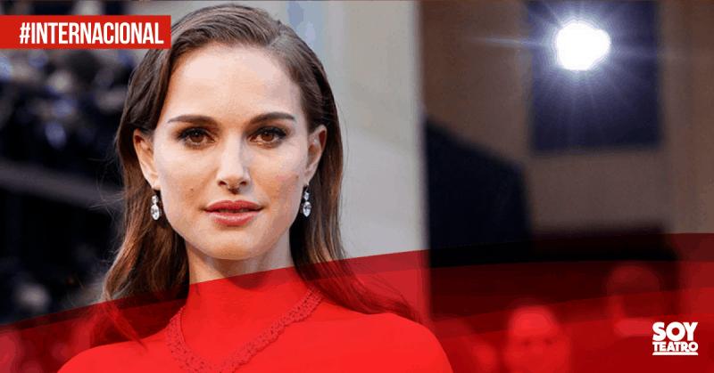 Natalie Portman: El talento viene del teatro