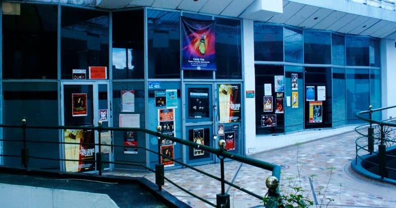 Teatro Estudio Alcaraván CasaTEA