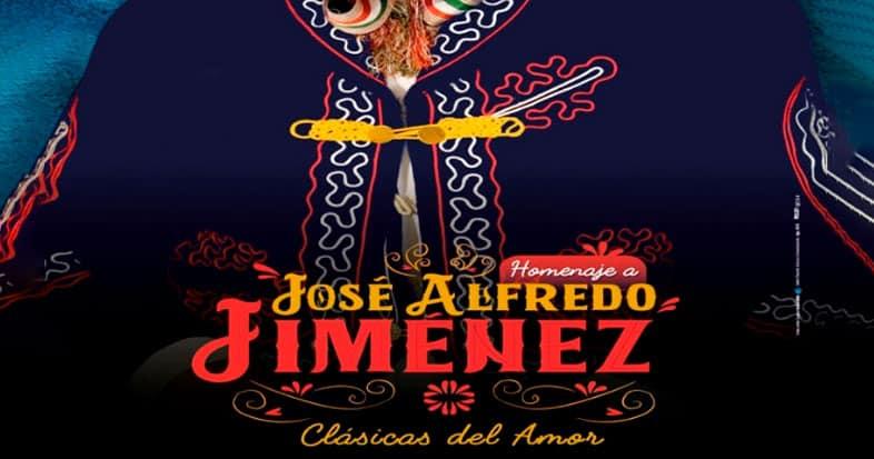Homenaje a José Alfredo Jiménez con las clásicas del amor